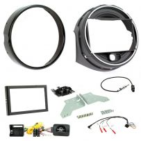 CTKBM22 Double Din Car Stereo Fitting Kit for BMW Mini F55 / F56