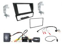 CTKBM27 BMW 3 Series (2005 - 2012) Double Din Car Stereo Fascia Complete Installation Fitting Kit