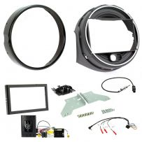 CTKBM28 Double Din Car Stereo Fitting Kit for BMW Mini F55 / F56