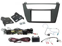 CTKBM32 BMW 1 & 2 Series Car Stereo Double Din Fascia Fitting Kit Non Amplified