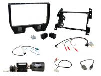 CTKCT03 Citroen C3, DS3 Double Din Car Stereo Fascia Complete Installation Fitting Kit