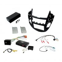 CTKCV11 Chevrolet Tracker , Trax ,  Black Double DIN Fascia Car Installation Kit