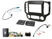 CTKCV12 Chevrolet S-10 , Colorado, Double DIN fascia adapter, Car Installation Kit