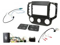 CTKCV13 Chevrolet Colorado, S-10, Double DIN fascia adapter Car Stereo Fitting Kit