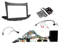 CTKCV14 Chevrolet Trax Double DIN fascia adapter, Car Stereo Fitting Kit