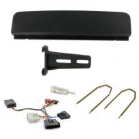 Ford Single Din Fascia Adaptor Steering Control Car Stereo Fitting Kit