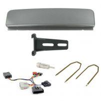 Ford Single Din Radio Fascia Panel Car Stereo Fitting Kit + Steering Controls
