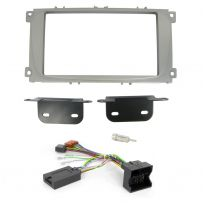 Ford Double Din Facia Panel Adaptor Steering Controls Car Stereo Fitting Kit