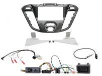 CTKFD43 Ford Transit Custom Double Din Car Stereo Fascia Fitting Kit