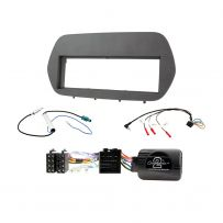 Car Stereo Fitting Kit CTKFD69 Single DIN Radio For Ford Fiesta