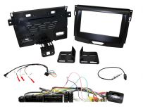 CTKFD70 Ford Ranger 2015-Up Double Din Car Stereo Fascia Complete Installation Fitting Kit