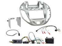 CTKFD71 Ford B-Max 2012 Onwards Fascia Double Din Fitting Kit & Steering Wheel Control