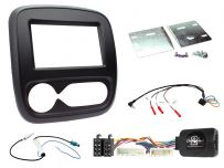 CTKFT23 Fiat Talento Double Din Fascia Panel Fitting Kit + Steering Control Interface