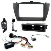 Hyundai ix35 2010-13 Double Din Car Stereo Fascia Panel Fitting Kit