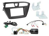CTKHY19L Hyundai i20LHD Car Stereo Fitting Kit Double DIN Facia Radio Installation