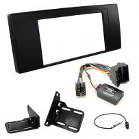 Range Rover L322 02-05 Double Din Car Stereo Fascia Panel Fitting Kit