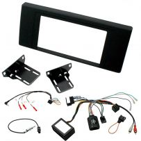 Range Rover Vogue Double Din Car Stereo Fascia Adaptor Fitting Kit