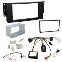 Range Rover Sports 2005-09 Double Din Car Stereo Fascia Adaptor Fitting Kit
