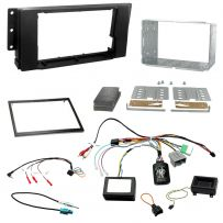 Land Rover Freelander II (06-14) Double Din Car Stereo Fascia Panel Fitting Kit