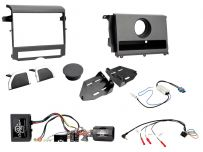 CTKLR09 Land Rover Discovery Double Din Car Stereo Fascia Complete Installation Fitting Kit