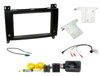 CTKMB19  Mercedes Vito Double Din Car Stereo Fascia Complete Installation Fitting Kit
