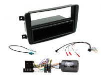 CTKMB21 Mercedes C Class 2001 - 2004 Single Din Car Stereo Fascia Complete Installation Fitting Kit