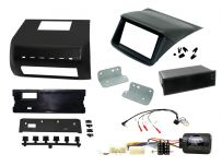 CTKMT07 Mitsubishi L200 2012> Double Din Car CD Stereo Fascia Fitting Kit NOT FOR UK VEHICLES