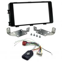 Mitsubishi Outlander Double Din Fascia Car Stereo Fitting Kit - Amplified System