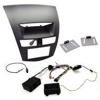 Mazda BT-50 Double Din Fascia Panel w Steering Controls Car Stereo Fitting Kit