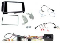 Double Din Car Stereo Fitting Kit for Nissan Micra 2017 onwards