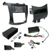 Honda Accord 2003-07 Car Stereo Fascia Panel Kit With Touchscreen HVAC Control