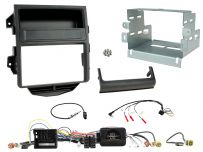 CTKPO12 Porsche Macan Installation Kit. For double DIN head unit installation into non-amplified vehicles