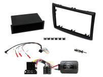 CTKRT05 Renault Megane 2003-2005 Single / Double Din Car Stereo Fascia Complete Installation Fitting Kit