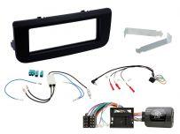 CTKSK10 Single Din Car Stereo Fascia Fitting Kit for Skoda Fabia, Roomster 2006 - 2015