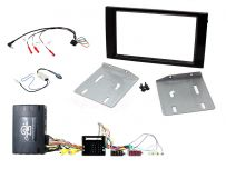 CTKST12 Seat Leon & Ibiza Car Stereo Replacement Fitting Kit Double Din Fascia Panel For MIB II Systems