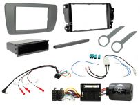 CTKST14 Double Din Car Stereo Fascia Fitting Kit for Seat Ibiza 2008 - 2014