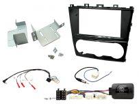 CTKSU02 Subaru Forester, Impreza, XV Black Double Din Car Stereo Fascia Complete Installation Fitting Kit