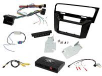 CTKVW08 Volkswagen Golf 2013 Onwards RHD Double Din Car Stereo Complete Installation Fitting Kit