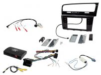 CTKVW15 Volkswagen Golf 2013 Onwards Double Din Car Stereo Complete Installation Fitting Kit