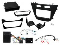 CTKVX40 Vauxhall Insignia 2008 - 2013 Single / Double Din Car Stereo Fascia Complete Installation Fitting Kit