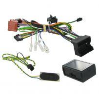 CTSFO011 Ford Mondeo S-Max Kuga Car Steering Wheel Interface Control Adaptor