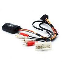 CTSHY003.2 Hyundai Santa Fe 2006-10 Amplified Car Steering Interface Adaptor