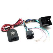 CTSVX003.2 Vauxhall Corsa D 2009-14 Steering Wheel Interface Control Adaptor