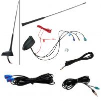 DAB/AM/FM/GPS Universal  Roof Mount Antenna Replacement KIT