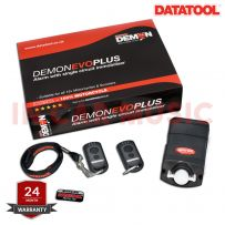 DATATOOL EVO Plus Motorcycle Scooter Immobiliser + Movement Alarm System