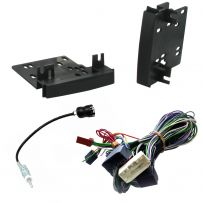 Chrysler Dodge Jeep Facia ISO Amp Bypass Lead  Car Stereo Fitting Kit
