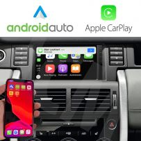 Wireless Apple CarPlay and Android Auto Interface for Land Rover Discovery Sport/ Discovery 5 2016-2018