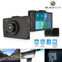 BlackVue Full HD Front & Rear WIFI LCD 1080p DVR Car Lane Dash Cam Camera 16GB