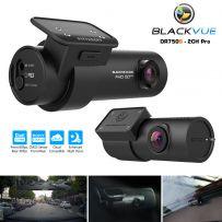 BlackVue DR750S-2CH Front & Rear HD 1080p DVR SD Dash Cam Car Camera - 16GB