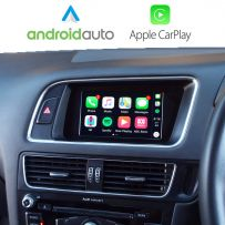 Wireless Apple CarPlay Android AutoRetrofit Kit Audi A4 A5 B8 2008-2016
